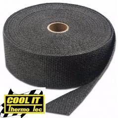 Termoizolační páska Thermotec černý 50mm x 7 nebo 15 metrů