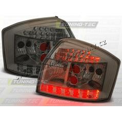 AUDI A4 (B6) 2000-04 zadné LED lampy SMOKE (LDAU45)