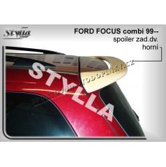 Ford Focus combi (99+) spoiler zadných dverí horný (EÚ homologácia)