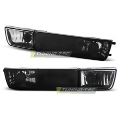 VW Golf 3 / Vento blinkry s halogenem black (KPVW22)