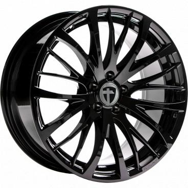 Alu kolo Tomason TN7 black 8,5x18 5x120 ET35