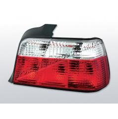BMW E36 90-99 Zadné lampy kryštalické (LTBM03) - sedan