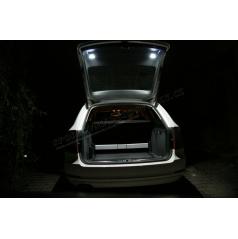 Škoda Superb II Combi - Mega Power LED osvetlenie kufra KI-R