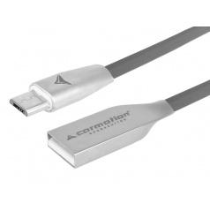 Nabíjací a dátový kábel s konektorom Micro USB 120cm