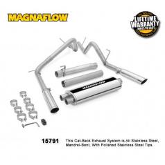 Magnaflow športový výfuk dual pre Dodge Ram 2500 2003 5,7 Hemi 15791