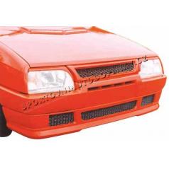 Škoda Favorit maska Rallye s mriežkou - veľké oká