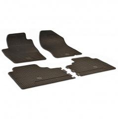 Gumové koberce-gumové autokoberce, Nissan NAVARA 2007+; Nissan PATHFINDER 2007+