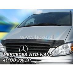 Deflektor prednej kapoty MERCEDES VITO / VIANO 2003-2014