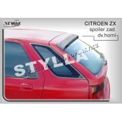 Citroen ZX HTB (91-97) spoiler zadných dverí horný (EÚ homologácia)