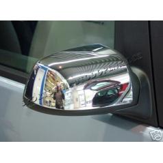 Ford C-Max 03-08 - chróm kryty zrkadiel - Omsa Line