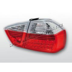 BMW E90 05-08 Zadné LED lampy red, white (LDBM26)