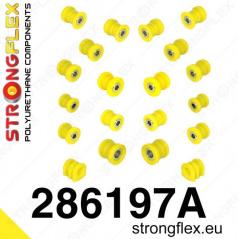 Infinity G35 2003-07 StrongFlex Sport sestava silentbloků jen pro zadní nápravu 20 ks