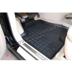 VW Touran III, 2015- , gumové autokoberce