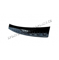Škoda Superb III Combi - ochranný panel zadného nárazníka Glossy Black - KI-R