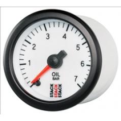 Stack elektronický budík tlak oleja 52 mm ST3351