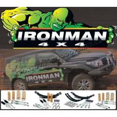 Ford Ranger 3 2006+ zvýšený podvozok Ironman 4X4 +40mm