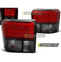 VW T4 1990-03.2003 ZADNÍ LED LAMPY RED SMOKE (LDVW57)