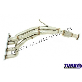 Honda Civic 2001+ Type R K20 nerez výfukové svody TurboWorks