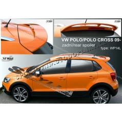 VW POLO-POLO CROSS 2009- zadní spoiler (EU homologace)
