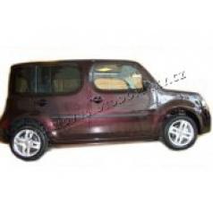 Nissan Cube II, 2009-2011, boční ochranné lišty dveří