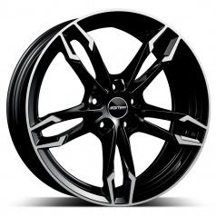 Alu koleso GMP DEA black diamond 8,5x19 5X112 ET44