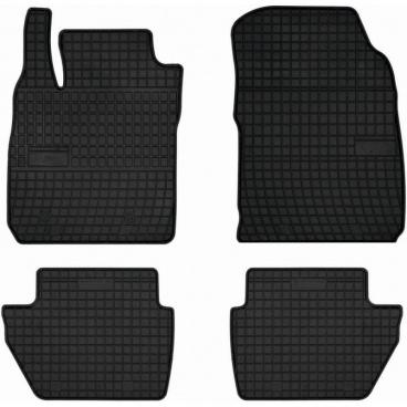 Gumové koberce, Ford EcoSport II, 2017+, po Faceliftu