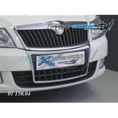 Rámček registračnej značky predná Škoda Octavia II facelift