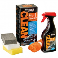 Profesionálna univerzálna čistiaci leštenka Quixx 9v1 500 ml