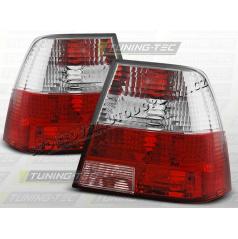 VW Bora 1998-05 zadné lampy red white (LTVW64)