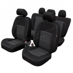 Autopoťahy Tapi Lux-Škoda Octavia II-delené zadné sedačka + lakťová opierka