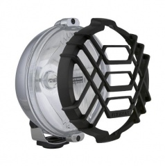 Prídavné diaľkové svetlo okrúhle pr.152mm chróm s mriežkou