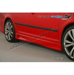Škoda Octavia II Body kit prahy