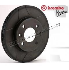 09.4987.76 Citroen BX 1987-94 1.9 16V Brembo Max predné 2 ks 266mm
