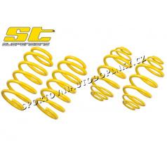 Športové pružiny ST Suspensions pre Audi Q3 (8U) 2.0TFSi Quattro, 2.0TDi Quattro, zníženie 30 / 30mm