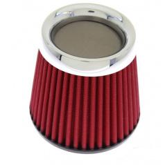 Sportovní vzduchový filtr Simota bavlněný 80-89 mm