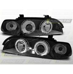 BMW E39 95-03 Angel Eyes black (LPBM29)