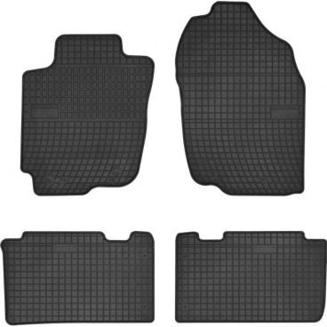 Gumové koberce, Toyota RAV 4 IV, 2013-2018