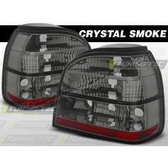 VW Golf III 1991-97 zadné lampy crystal smoke (LTVW60)