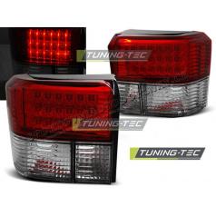 VW T4 1990-03.2003 ZADNÍ LED LAMPY RED WHITE (LDVW55)