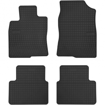 Gumové koberce, Honda Civic X, 2017+, Hatchback