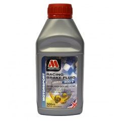 Millers Racing Brake Fluid 300 + (500 ml)
