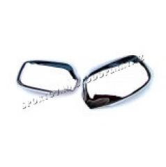 Ford Fusion - chróm kryty zrkadiel Omsa Tuning