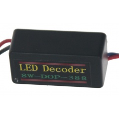 Rezistor - Canbus eliminátor LED žiarovky 21W BA 15s