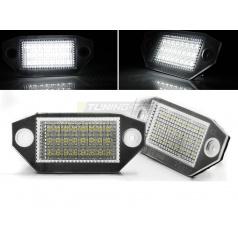 Ford Mondeo MK3 2000-07 LED osvetlenie ŠPZ (PRFO02)