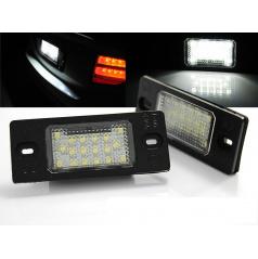 LED osvetlenie ŠPZ - VW Tiguan, Touareg, Golf V, VI Variant, Porsche Cayenne (PRVW04)