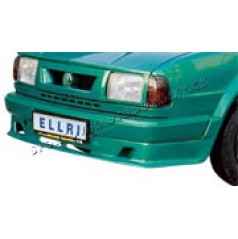 Škoda typ M predný spoiler - pod nárazník (bez mriežky)