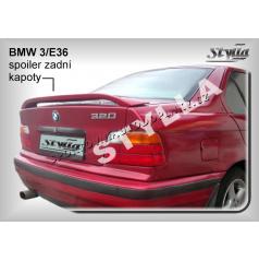 BMW 3 / E36 SEDAN 90-98 zadné krídlo (EÚ homologácia)