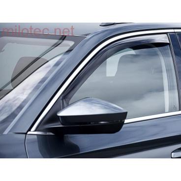Ofuky okien (deflektory) predné, Škoda Kamiq, 2019+