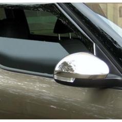 Kryty spätných zrkadiel, leštený nerez - Škoda Yeti 2009-2013, Yeti Facelift od r.v. 2013