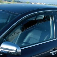 Veterné clony (ofuky) - predné, Škoda Superb